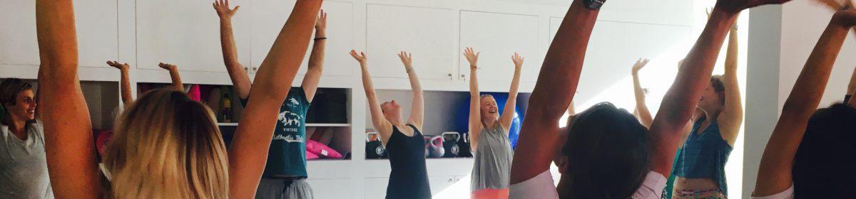 Olivia Smithies – Yoga